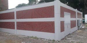 Noise Barrier Enclosure