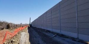 Noise Barrier Wall